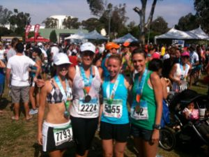 "Insanity ""After"" & ""After"" AFC Half Marathon!"