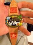 Surf City Finishers MedalSurf City Finishers Medal
