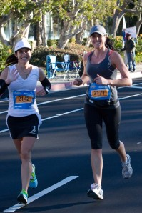 My current marathon PR is 3:49, and I need to go sub 3:35.