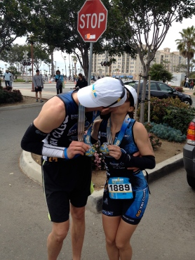 Dating en ironman triathlete