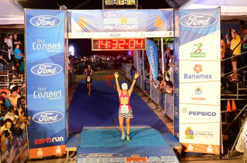 .........Asia Simonelli. You are an Ironman!!!!!!!