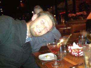 Jeremy's 33rd Birthday Dinner