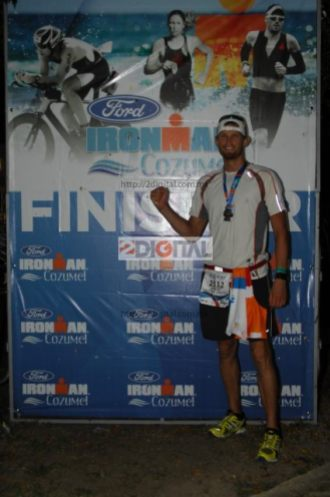 FINISHER!