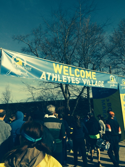 Welcome to Athletes Village!!