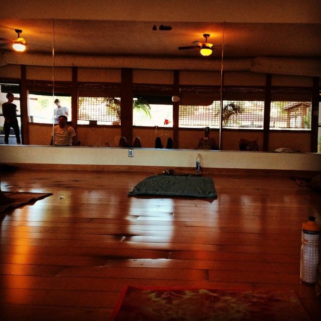 Yoga Tropics