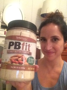 Pretty obsessed with nut butters of all kind & these looks like an easy way to get my peanut butter on! @betterbodyfoods