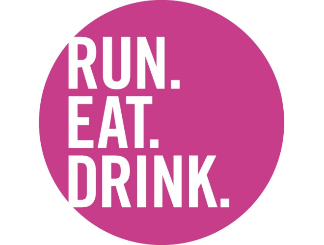 run eat drink